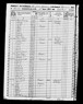 1850 US Census Arnold Thompson